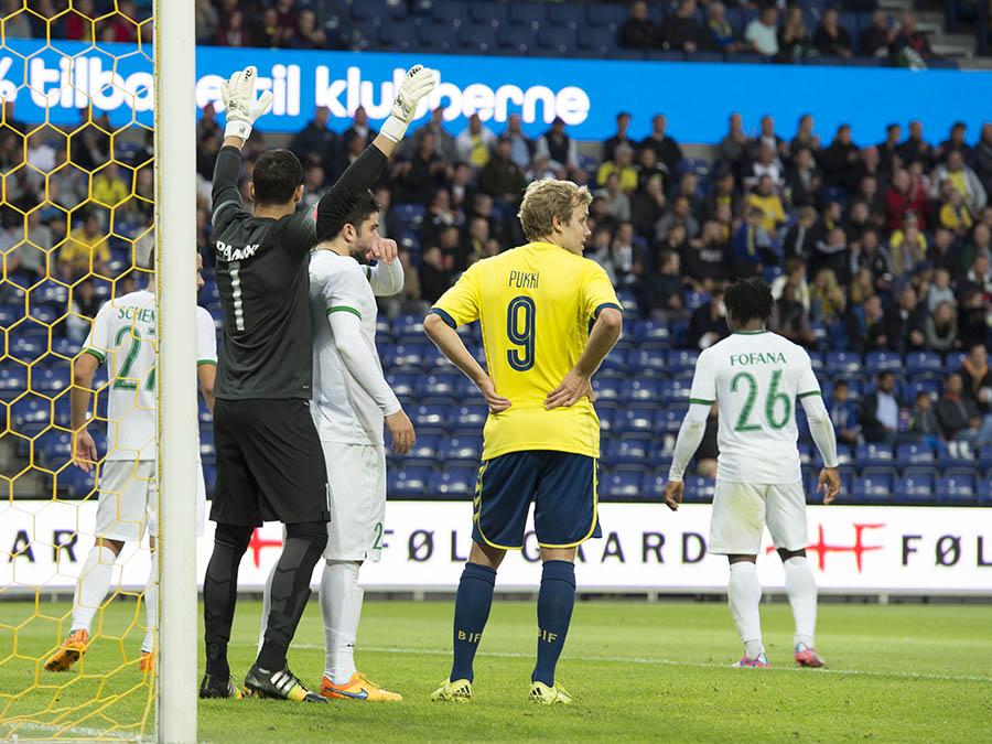UEFA Europa League Brøndby og AC Omonoia
