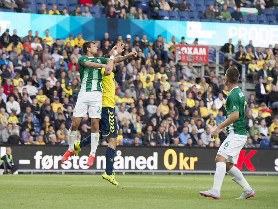 UEFA Europa League Brøndby og PFC Beroe
